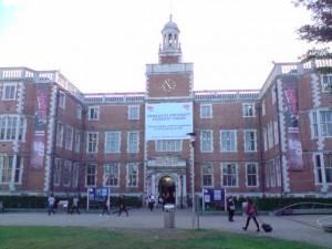 Je kunt zeggen wat je wilt van Newcastle, maar hun Student's Union had toch een machtig mooi gebouw.