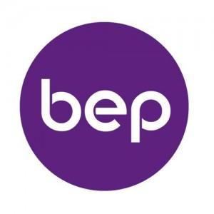 Nieuwe BeP logo