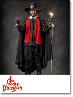 Guy Fawkes London Dungeon