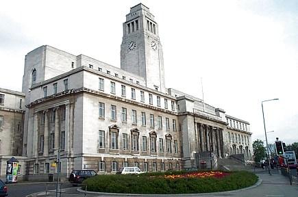 Parkinson Building, Leeds University