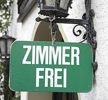 zimmer-frei-schild
