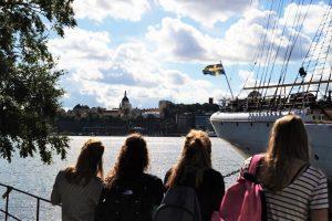 Studeren in het buitenland Stockholm