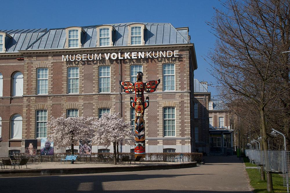 Museum Volkenkunde Leiden