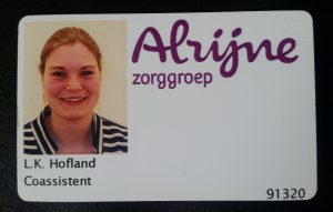 Leoni Hofland co-assistent